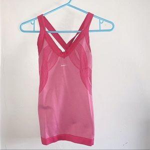 💗 Pink Nike Workout Tank